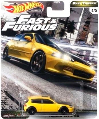 Hot-Wheels-2020-Mix-Fast-And-Furious-Fast-Tuners-Honda-Civic-EG