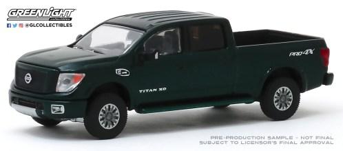 GreenLight-Collectibles-Tokyo-Torque-8-2019-Nissan-Titan-XD-Pro-4X