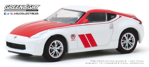 GreenLight-Collectibles-Tokyo-Torque-8-2020-Nissan-370Z-Coupe-50th-Anniv