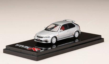 Hobby-Japan-Honda-Civic-Type-R-EK9-Borg-Silver-Metallic-001