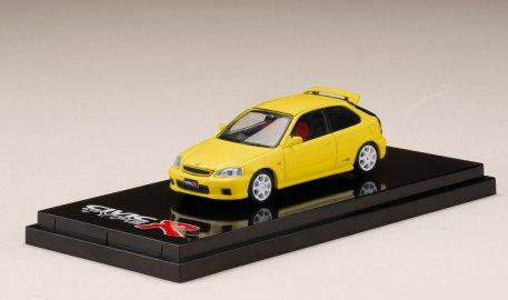 Hobby-Japan-Honda-Civic-Type-R-EK9-Sunlight-Yellow-001