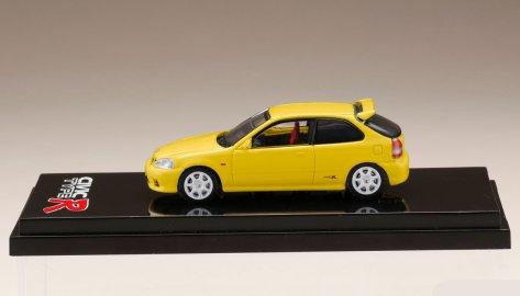 Hobby-Japan-Honda-Civic-Type-R-EK9-Sunlight-Yellow-003