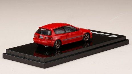Honda-Civic-EG6-Custom-Version-Red-002