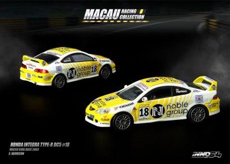 Inno-64-Macau-Grand-Prix-2019-Special-Honda-Integra-Type-R-DC5-18-Macau-Guia-Race-2003-S-Harrison