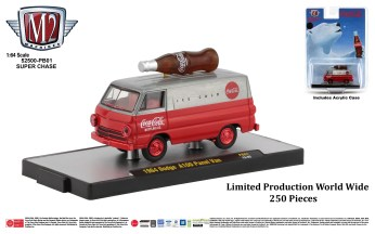 M2-Machines-Coca-Cola-1964-Dodge-A100-Panel-Van-Super-Chase