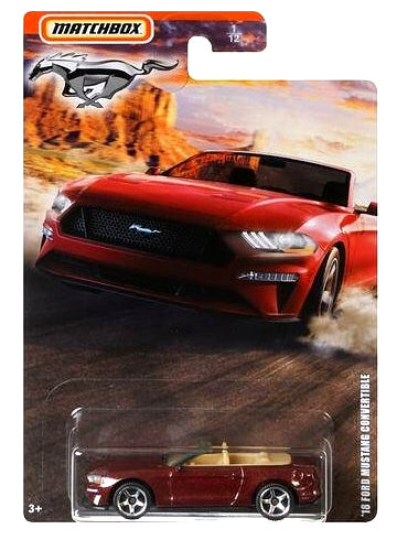 Matchbox-Mustang-Series-18-Ford-Mustang-Convertible