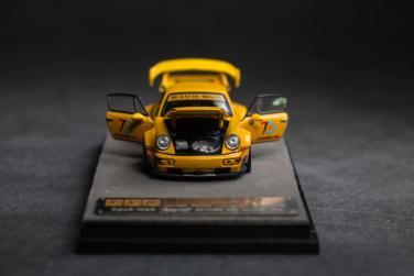 Private-Good-Model-Porsche-RWB-964-70th-Yellow-001