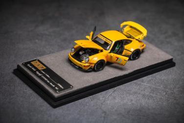Private-Good-Model-Porsche-RWB-964-70th-Yellow-005