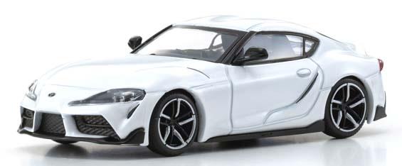 Kyosho-2020-Toyota-GR-Supra-blanc-1