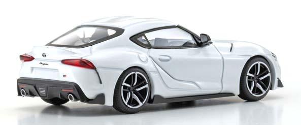 Kyosho-2020-Toyota-GR-Supra-blanc-2