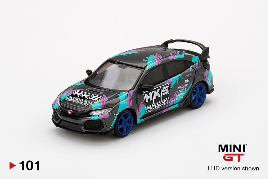 Mini-GT-Honda-Civic-Type-R-HKS-2018-Time-Attack-001