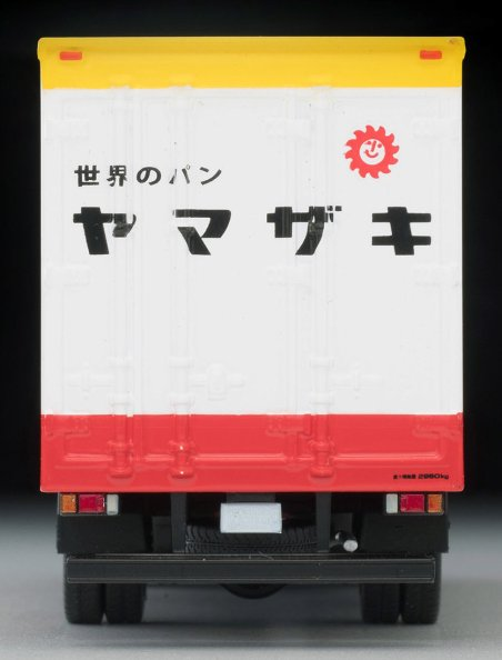 Tomica-Limited-Vintage-Neo-Isuzu-Elf-Panel-Van-Yamazaki-Baking-005