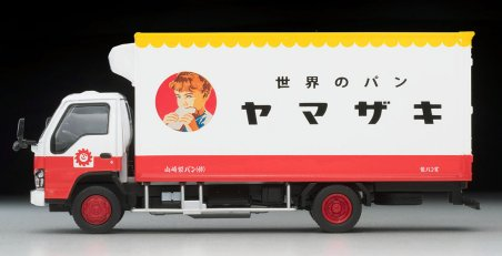 Tomica-Limited-Vintage-Neo-Isuzu-Elf-Panel-Van-Yamazaki-Baking-006