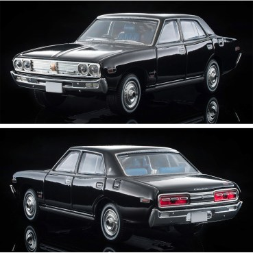 Tomica-Limited-Vintage-Neo-Nissan-Cedric-2000GL-Black-009