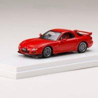 Hobby-Japan-Mazda-RX-7-FD3S-Spirit-R-Type-A-Vintage-Red-001