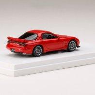 Hobby-Japan-Mazda-RX-7-FD3S-Spirit-R-Type-A-Vintage-Red-002