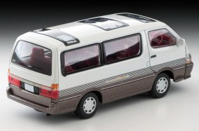 Tomica-Limited-Vintage-Neo-Toyota-Hiace-Super-Custom-Limited-blanc-marron-002