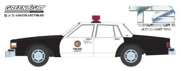 GreenLight-Collectibles-Hollywood-29-1987-Chevrolet-Caprice-Metropolitan-Police-Terminator-2