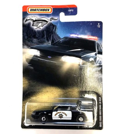 Matchbox-Ford-Mustang-collection-2-1993-Ford-Mustang-LX-SSP