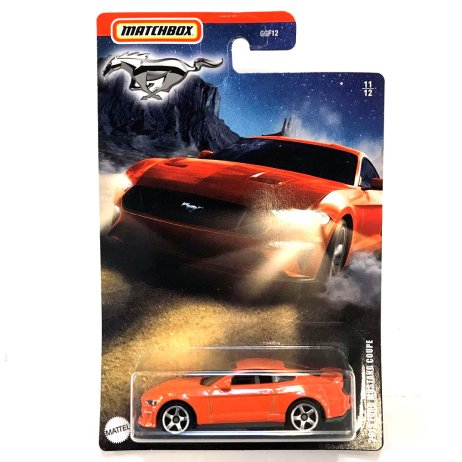 Matchbox-Ford-Mustang-collection-2-2019-Ford-Mustang-Coupe