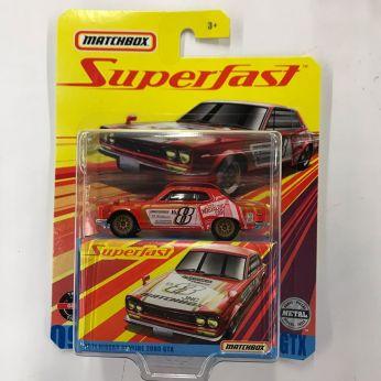Matchbox-Superfast-2020-Mix-3-1971-Nissan-Skyline-2000-GTX