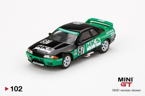 Mini-GT-Nissan-GT-R-R32-Gr-A-87-HKS-1992-Group-A-000