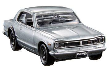 Tomica-Premium-Nissan-Skyline-GT-R-KPGC10-gris-001