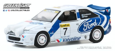GreenLight-Collectibles-Hot-Hatches-Series-1-1996-Ford-Escort-RS-Cosworth-WRC