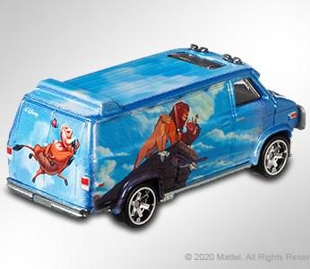 Hot-Wheels-Pop-Culture-Mix-2-Disney-Classics-Custom-GMC-Panel-Van-The-Lion-King-003
