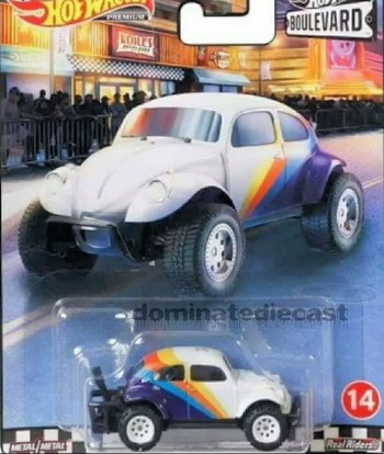 Hot-Wheels-Premium-Boulevard-Series-Mix-3-Volkswagen-Baja-Bug