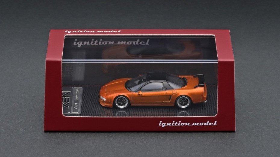 Ignition-Model-Honda-NSX-NA1-Orange-001