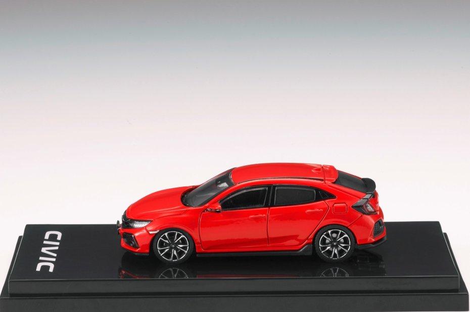 Hobby-Japan-Honda-Civic-Hatchback-FK7-Red