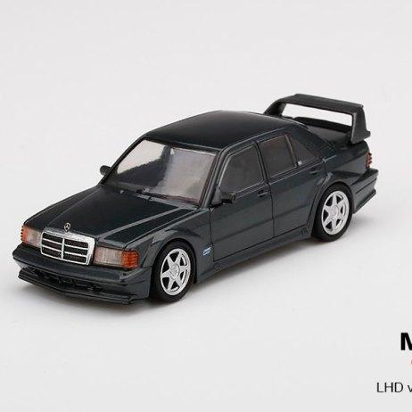 Mini-GT-Mercedes-Benz-190E-2-5-16-Evolution-II-Black-001