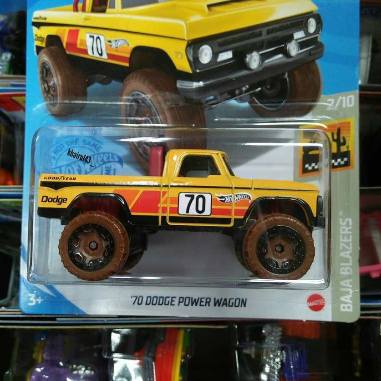 Hot-Wheels-Mainline-2020-70-Dodge-Power-Wagon-001