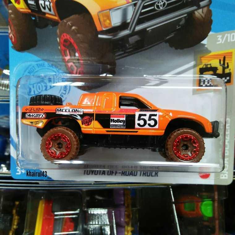 Hot-Wheels-Mainline-Toyota-Baja-Truck-002