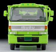 Tomica-Limited-Vintage-Neo-Isuzu-810EX-Car-Transporter-Vert-004