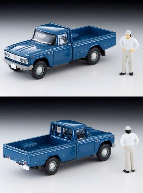 Tomica-Limited-Vintage-Neo-Toyota-Stout-Bleu-002