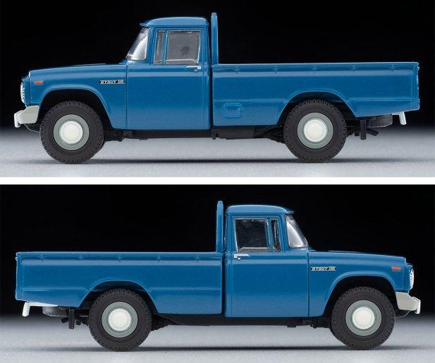 Tomica-Limited-Vintage-Neo-Toyota-Stout-Bleu-007