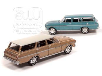 Auto-World-Chevy-II-Nova-400 Station-Wagon-004