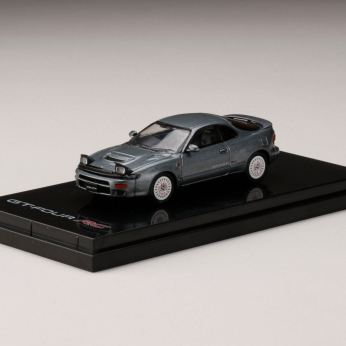 Hobby-Japan-Minicar-Project-Toyota-Celica-GT-Four-RC-ST185-Customized-Version-Dish-Wheel-Gray-Metallic-001