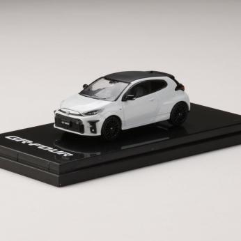 Hobby-Japan-Minicar-Project-Toyota-GR-YARIS-RZ-Platinum-White-Pearl-Mica-001