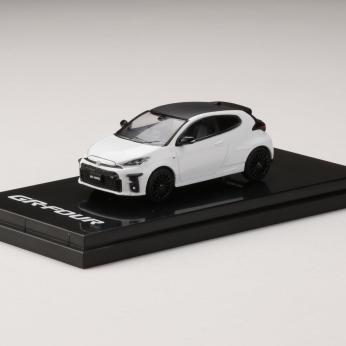 Hobby-Japan-Minicar-Project-Toyota-GR-YARIS-RZ-Super-White-II-001