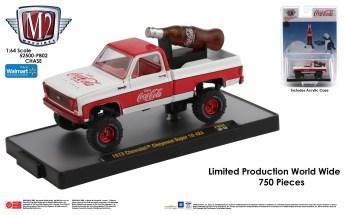 M2-Machines-Coca-Cola-Series-SC03-1973-Chevrolet-Cheyenne-Super-10-4x4-Chase