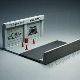 Peako64-x-YES-Diecast-Collection-Mitsubishi-Lancer-Evolution-IX-red-015