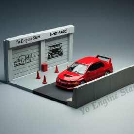Peako64-x-YES-Diecast-Collection-Mitsubishi-Lancer-Evolution-IX-red-016