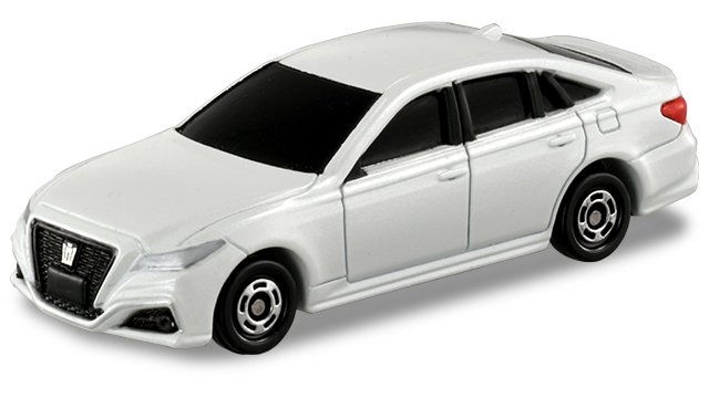 Tomica-Toyota-Crown