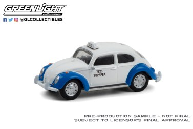 GreenLight-Collectibles-Club-V-Dub-12-Classic-Volkswagen-Beetle-Acapulco-Mexico-Taxi