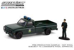 GreenLight-Collectibles-The-Hobby-Shop-Series-10-1986-Chevrolet-M1008