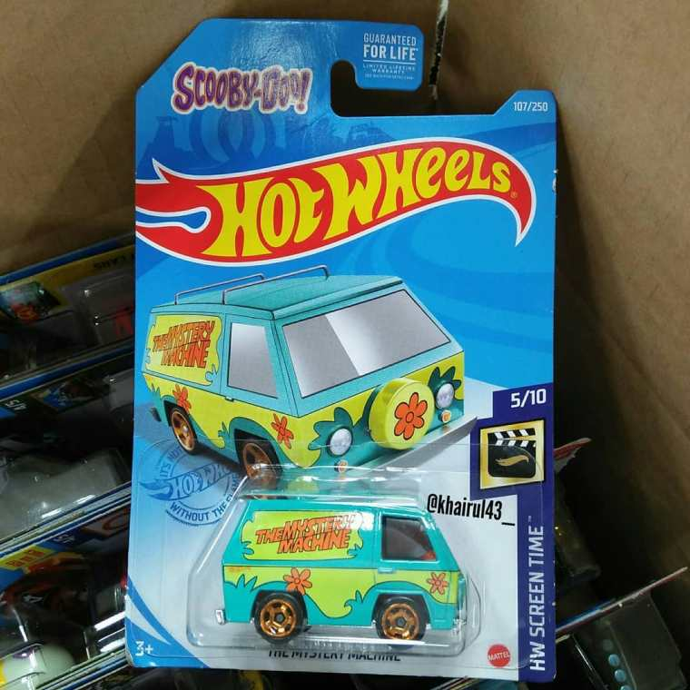 Hot-Wheels-Mainline-2021-The-Mystery-Machine-001