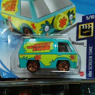 Hot-Wheels-Mainline-2021-The-Mystery-Machine-002